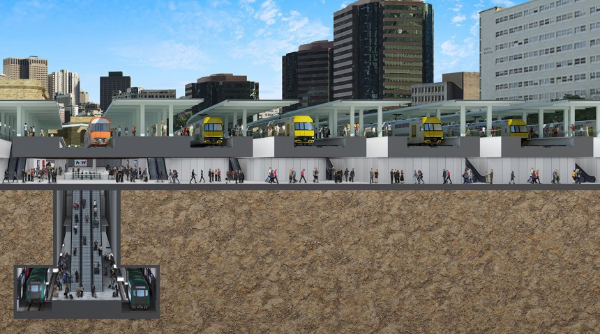 The Sydney Metro  A bonanza for Sydney residential and